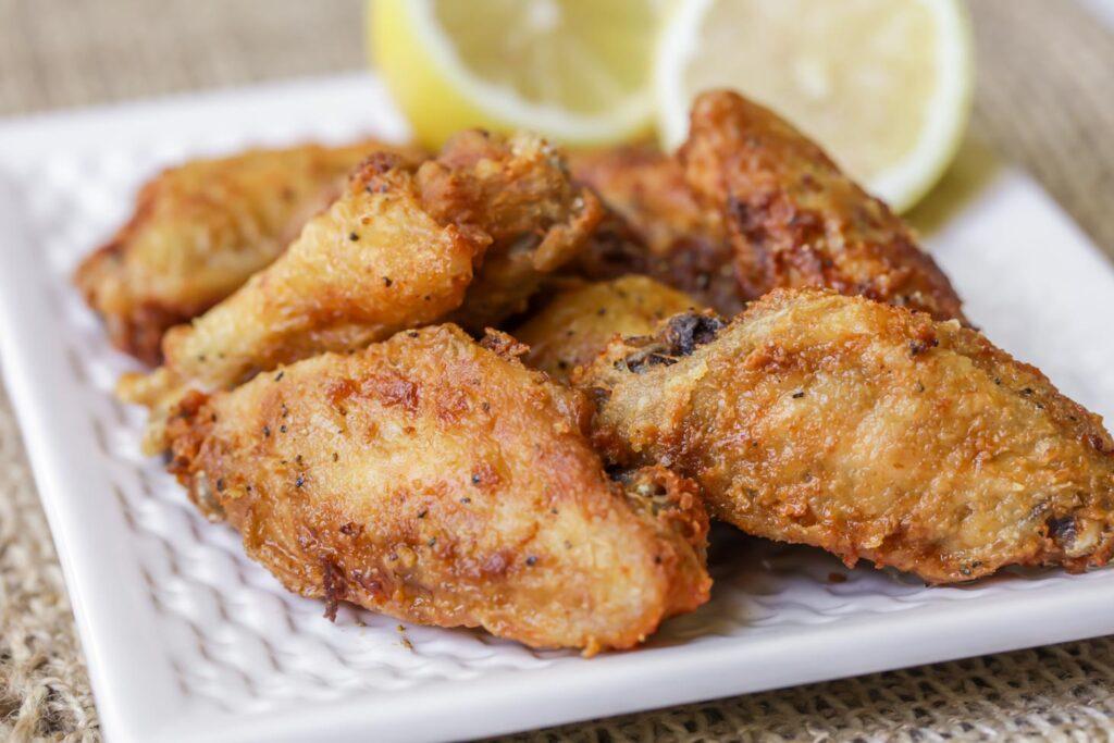 Ricette Alette di pollo