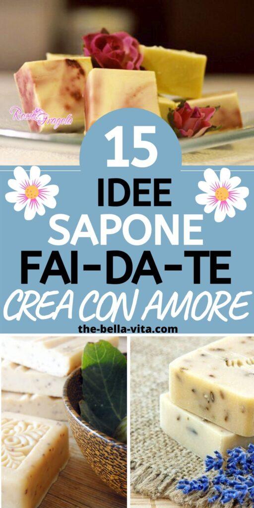 Sapone Fai-Da-TE