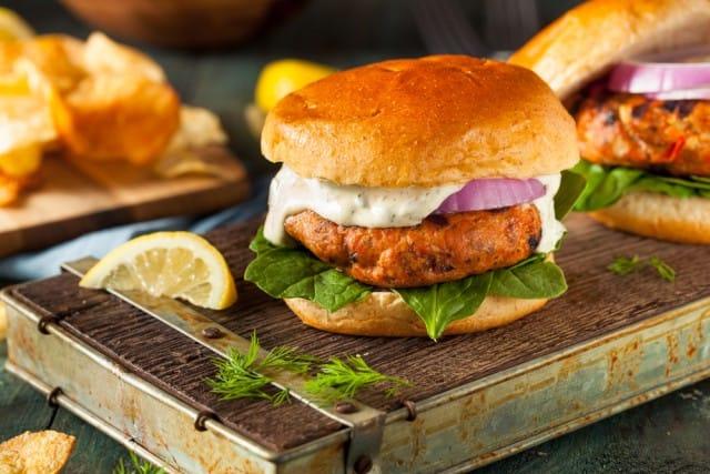 Hamburger ricette