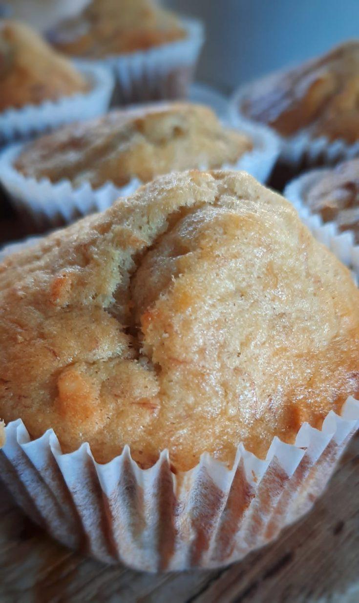 Muffin Banana & Anacardi