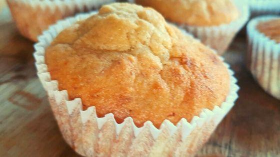 Banana & Cashew Muffins: