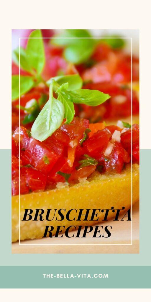 bruschetta recipes