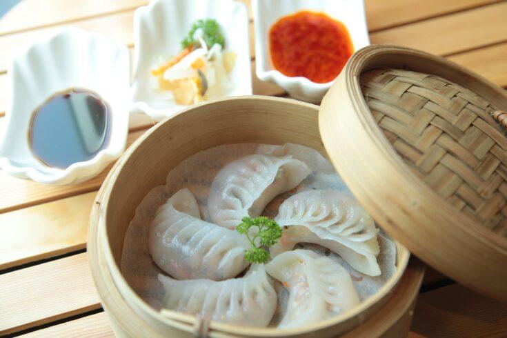 Pork Chinese Dumplings