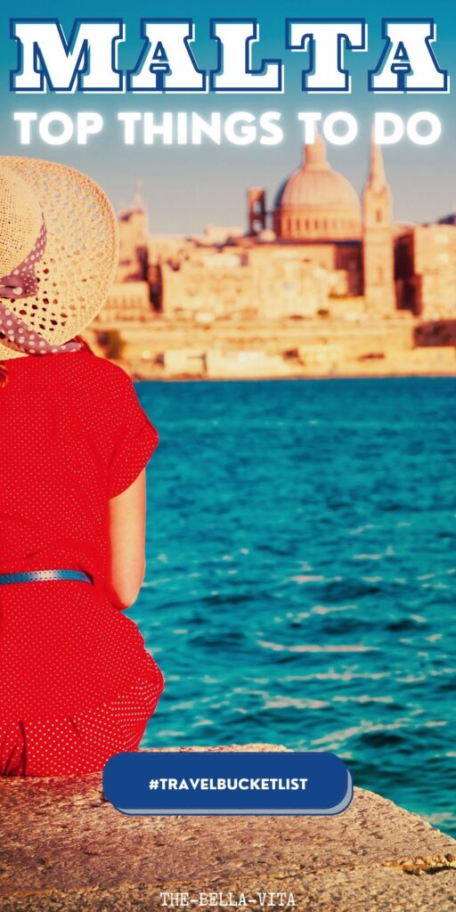 the best things to do in Malta